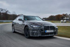 BMW soll Produktion des i4 einige Monate vorverlegen