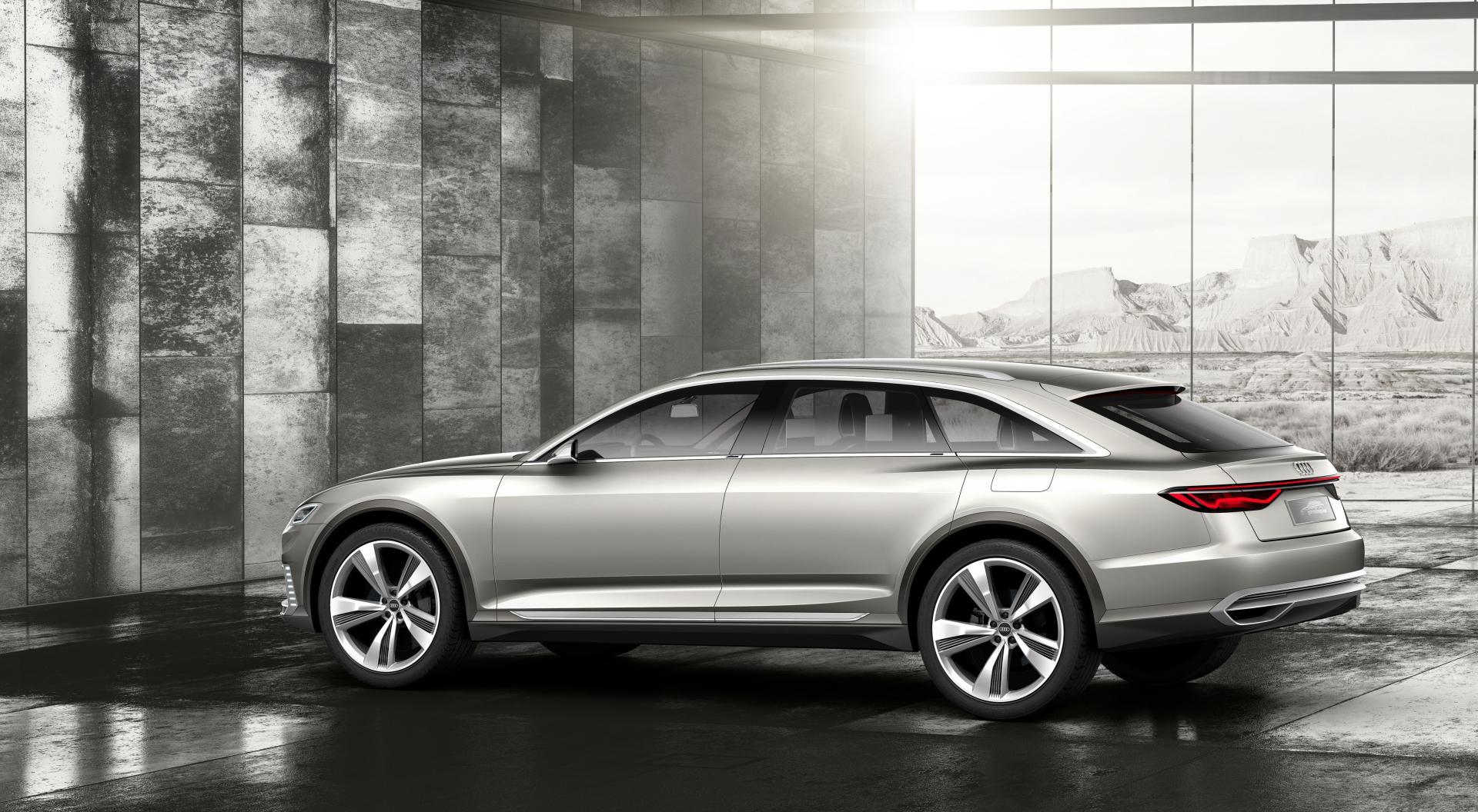 Audis erster Artemis Stromer könnte als A9 e-tron im Herbst seine Premiere feiern