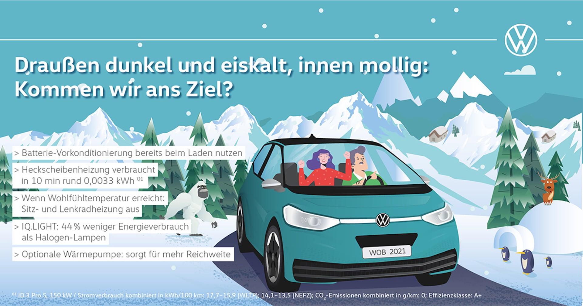 Volkswagen-Elektroauto-Reichweite-Winter