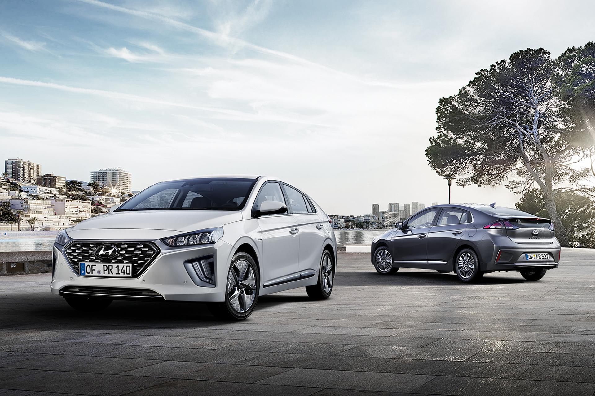 Hyundai Ioniq Plug-in-Hybrid preiswertester PHEV in Deutschland