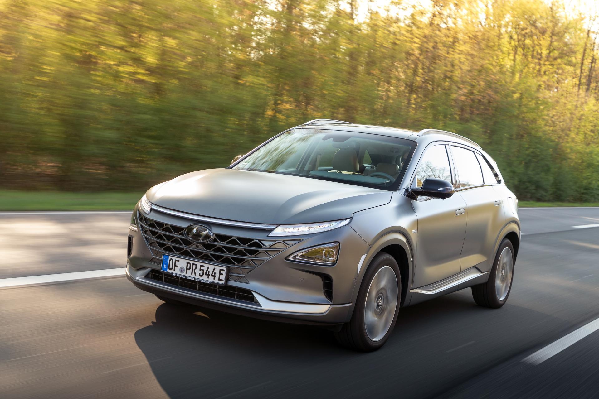Hyundai baut Brennstoffzellen-Werk in China