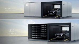 NIO stellt Batteriewechsel-Station 2.0 vor - hebt Akku-Tausch aufs nächste Level