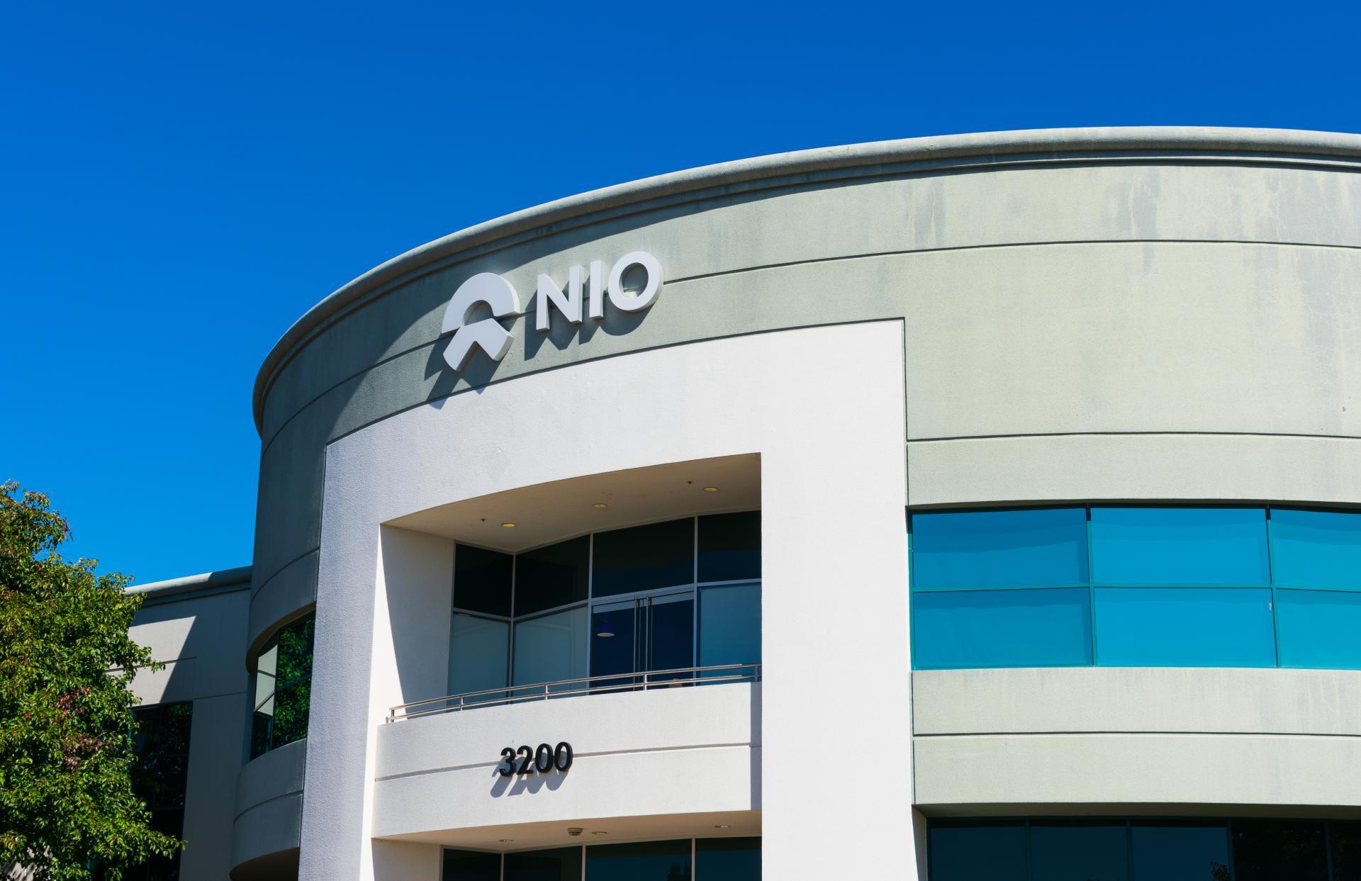 NIO beendet 2020 mit neuem Rekordmonat und massivem Wachstum
