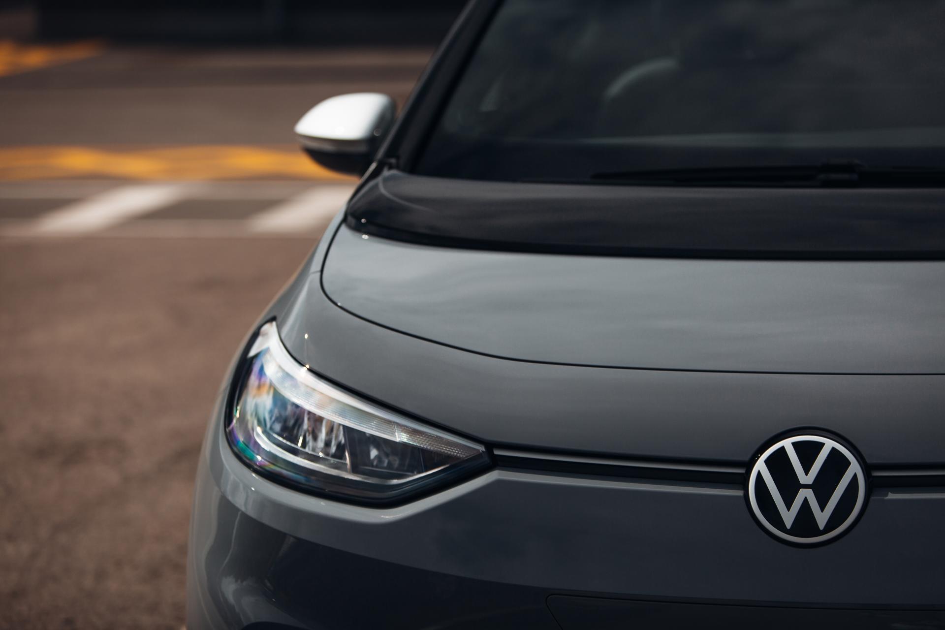 VW ID.3 verzeichnet mehr als 55.000 Bestellungen in 2020 / Hälfte ausgeliefert