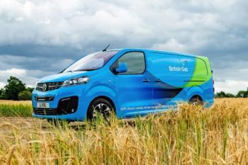 Vauxhall: Weitere 2000 Vivaro-e für British Gas