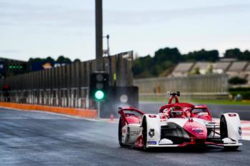 Formel E: Bosch steuert den Penske-Renner