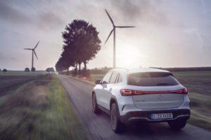Verkaufsstart für Mercedes-Kompakt-Stromer EQA