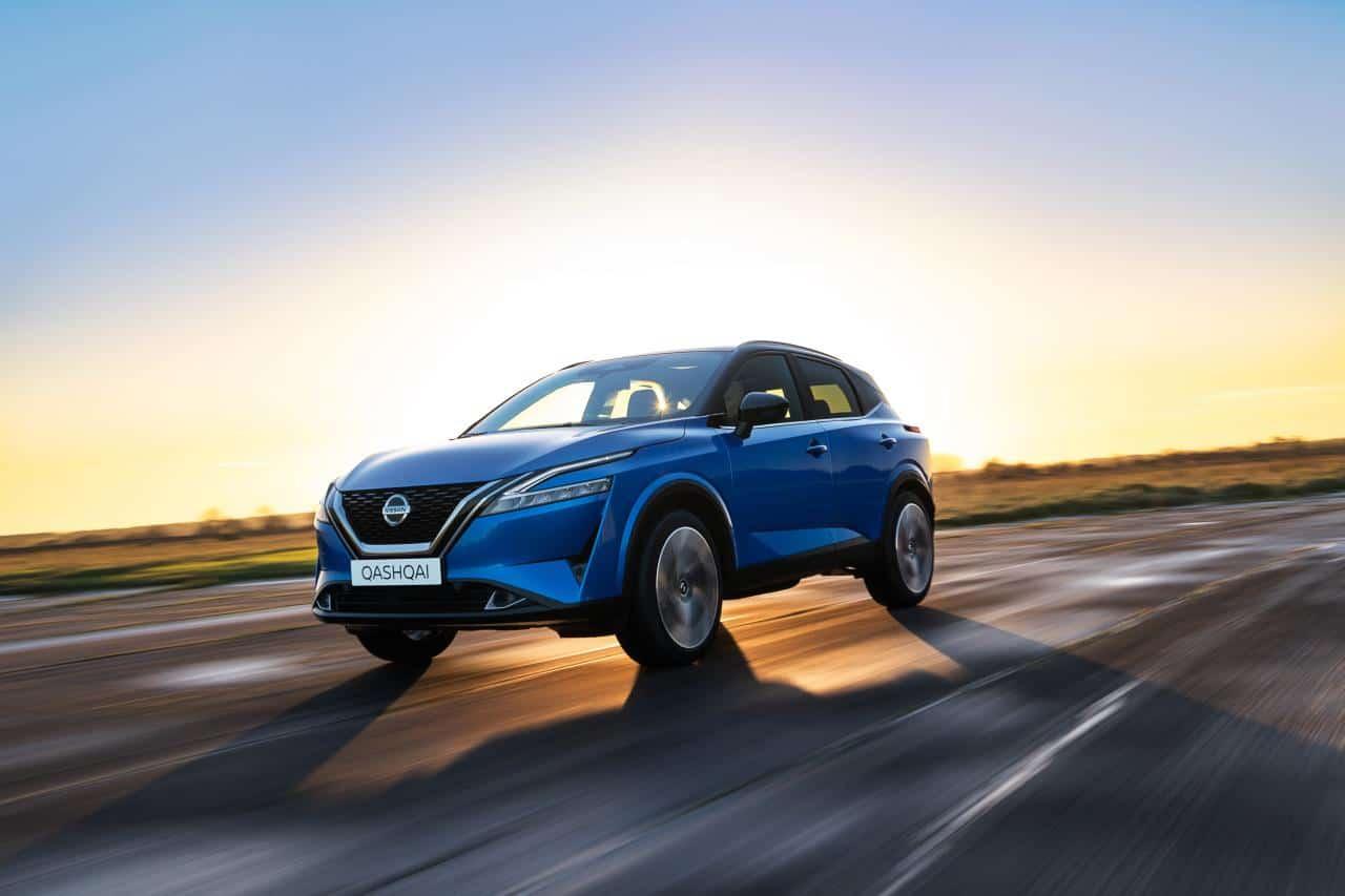 Nissan Qashqai auch mit e-Power