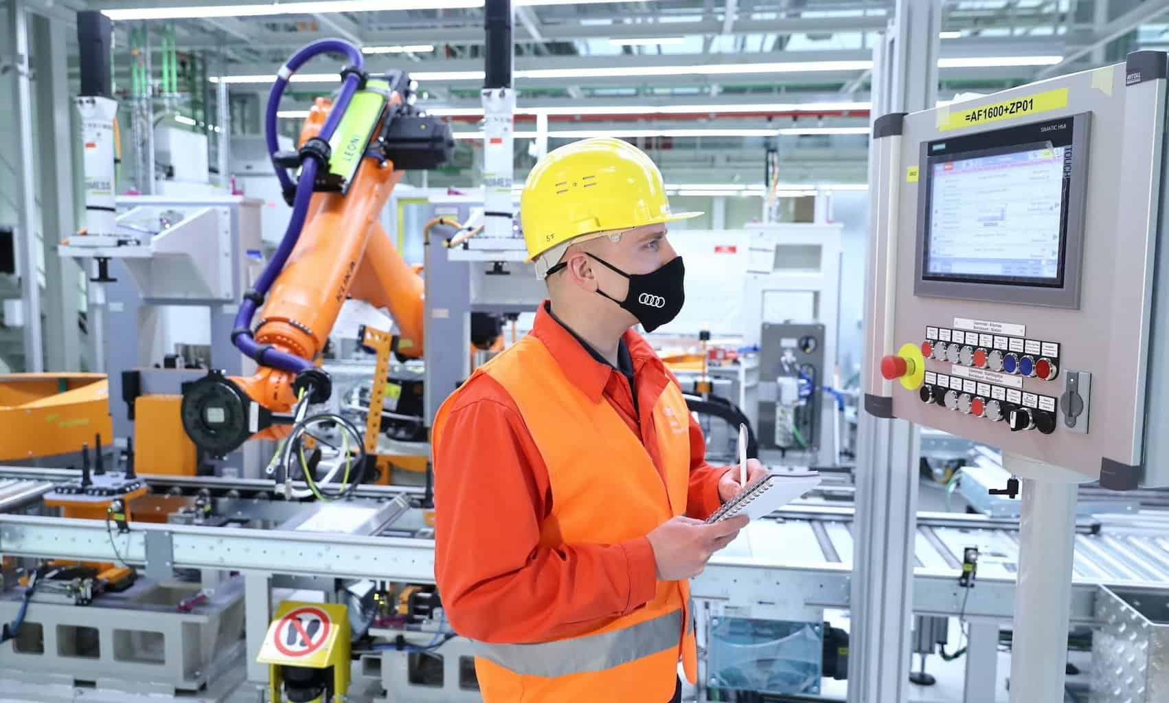 Audi-Ungarn-Elektromotor-PPE-Elektroauto
