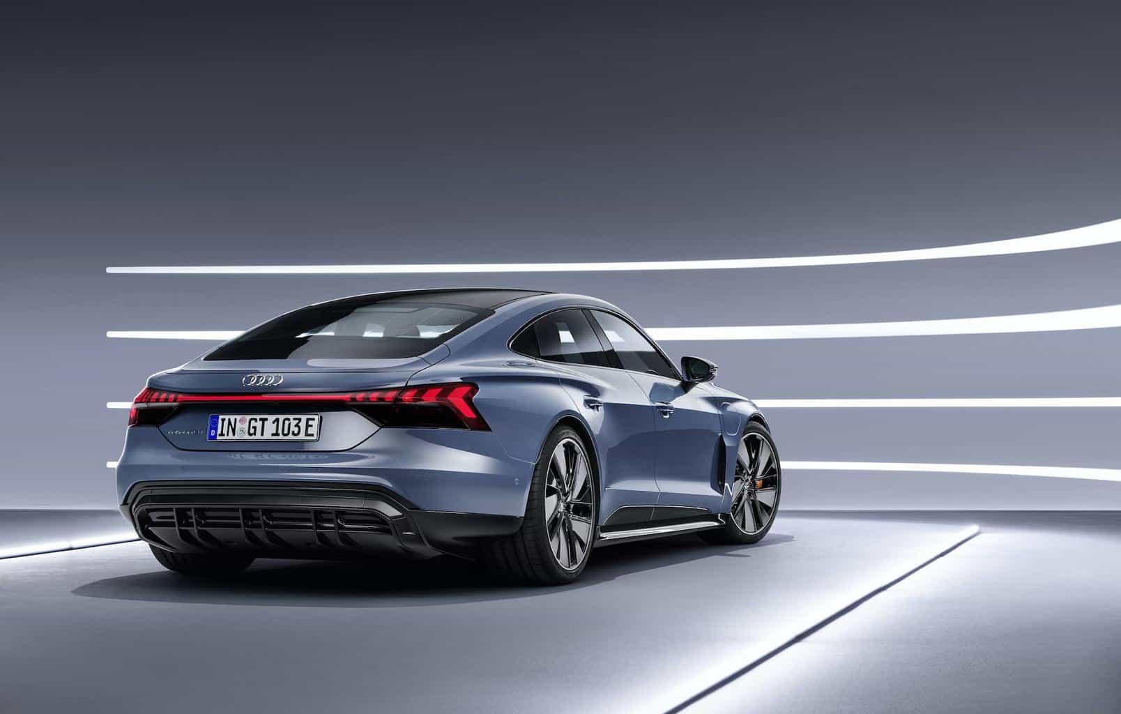 Audi-e-tron-GT-Elektroauto-Heck
