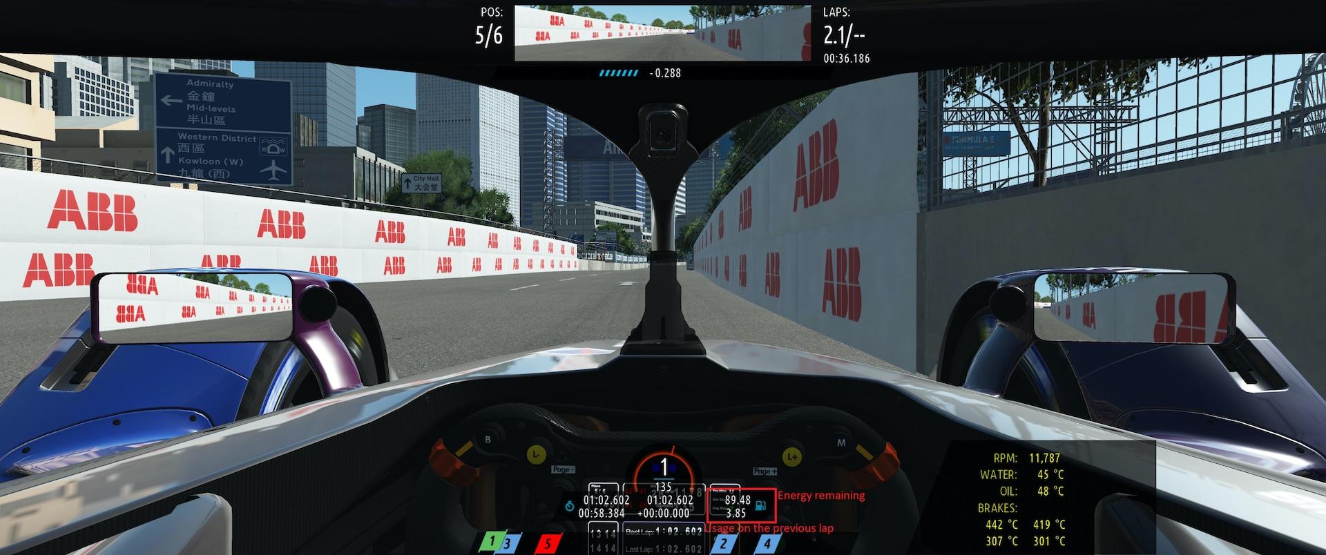 BMW-Formel-E-Virtuell-Rennen-Cockpit