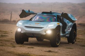 CUPRA: Nächster Stromer mit Flügeltüren; jedoch nur für Motorsport