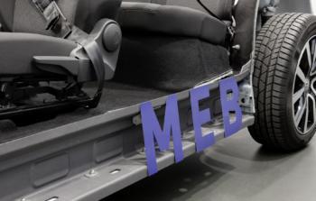 Fords MEB-Stromer wird in Köln vom Band laufen
