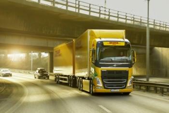 DHL und Volvo Trucks schicken 60 Tonnen schwere Elektro-Lkw auf die Straße