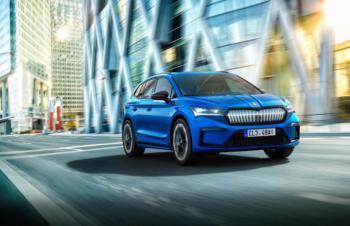 Sportliches Flair für Škoda Enyaq iV
