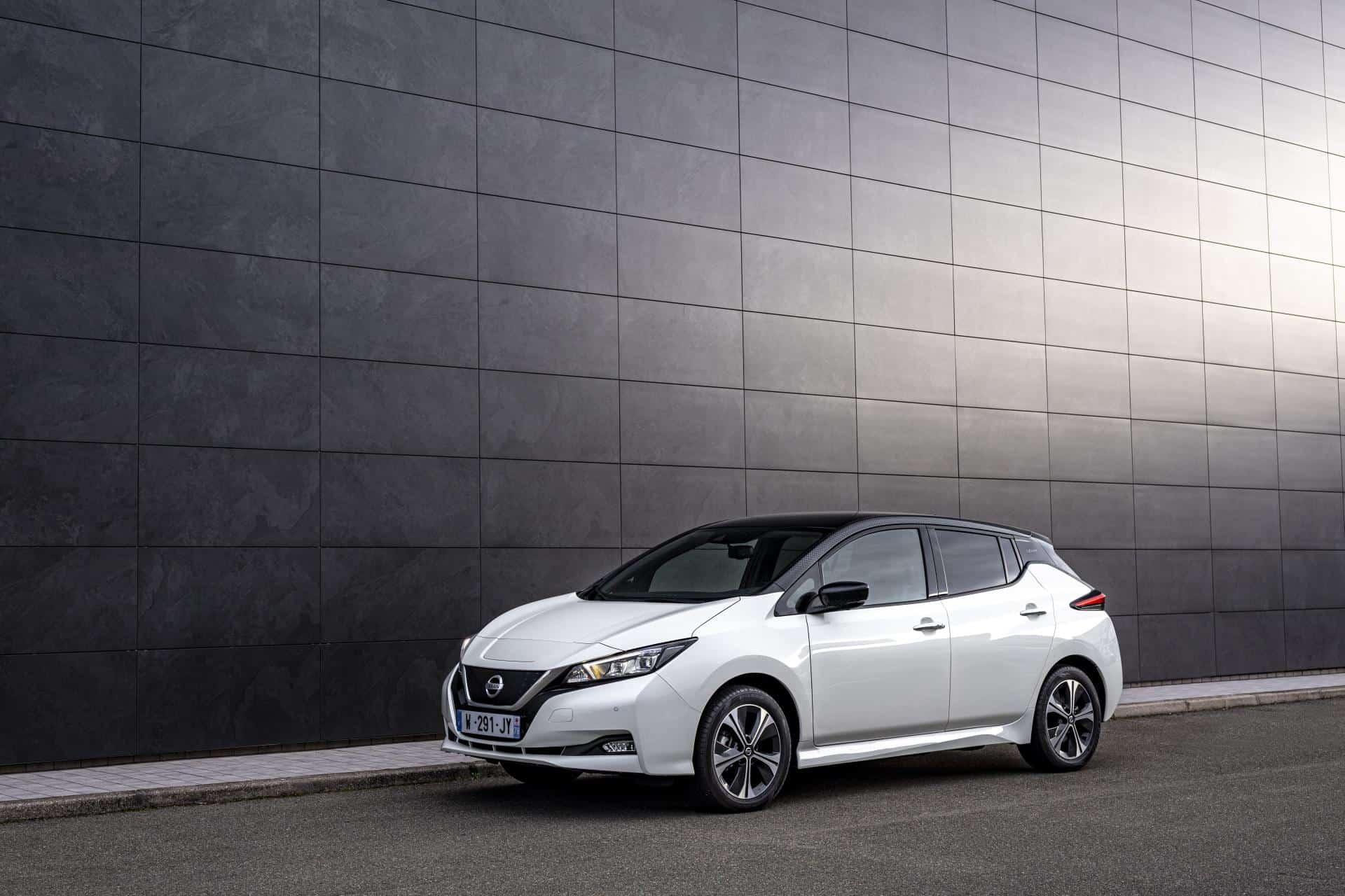 Nissan LEAF10: Ein Jubiläumsmodell zum zehnten Geburtstag des Stromers
