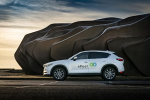 Mazda macht sich für eFuels stark
