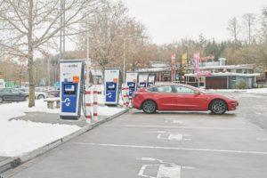 """EnBW verspricht: """"Ultraschnelles Laden an der Autobahn"""""""