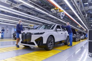 """BMW: """"Produktion von E-Modellen soll kräftig wachsen und sich mehr als verdoppeln"""""""