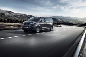 Peugeot-Kleinbusse auch mit 75-kWh-Batterie