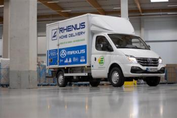 Hermes testet chinesischen E-Transporter