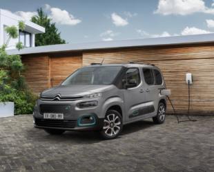 Citroën setzt den Berlingo unter Strom