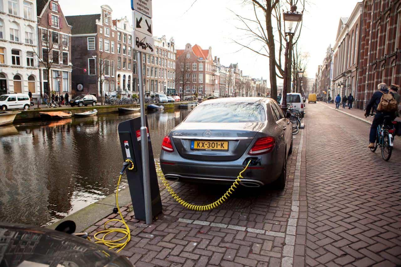 Niederlande: Nur noch mit Strom in die Städte