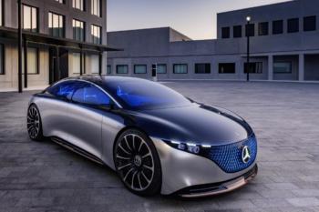 Bequemer laden mit dem Mercedes EQS