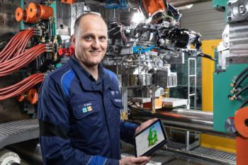 BMW fertigt Cockpit des Elektroautos iX mittels künstlicher Intelligenz