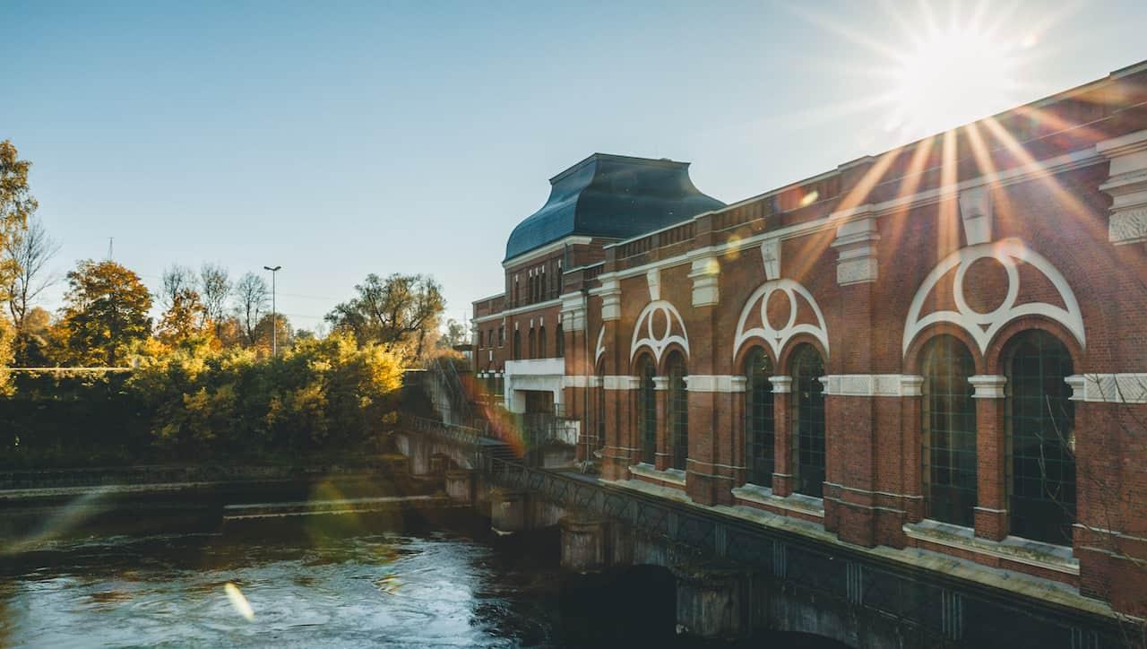 BMW-Produktion-Ökostrom-Wasserkraft