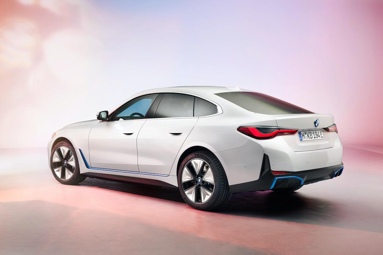 BMW-i4-Elektroauto-Heck