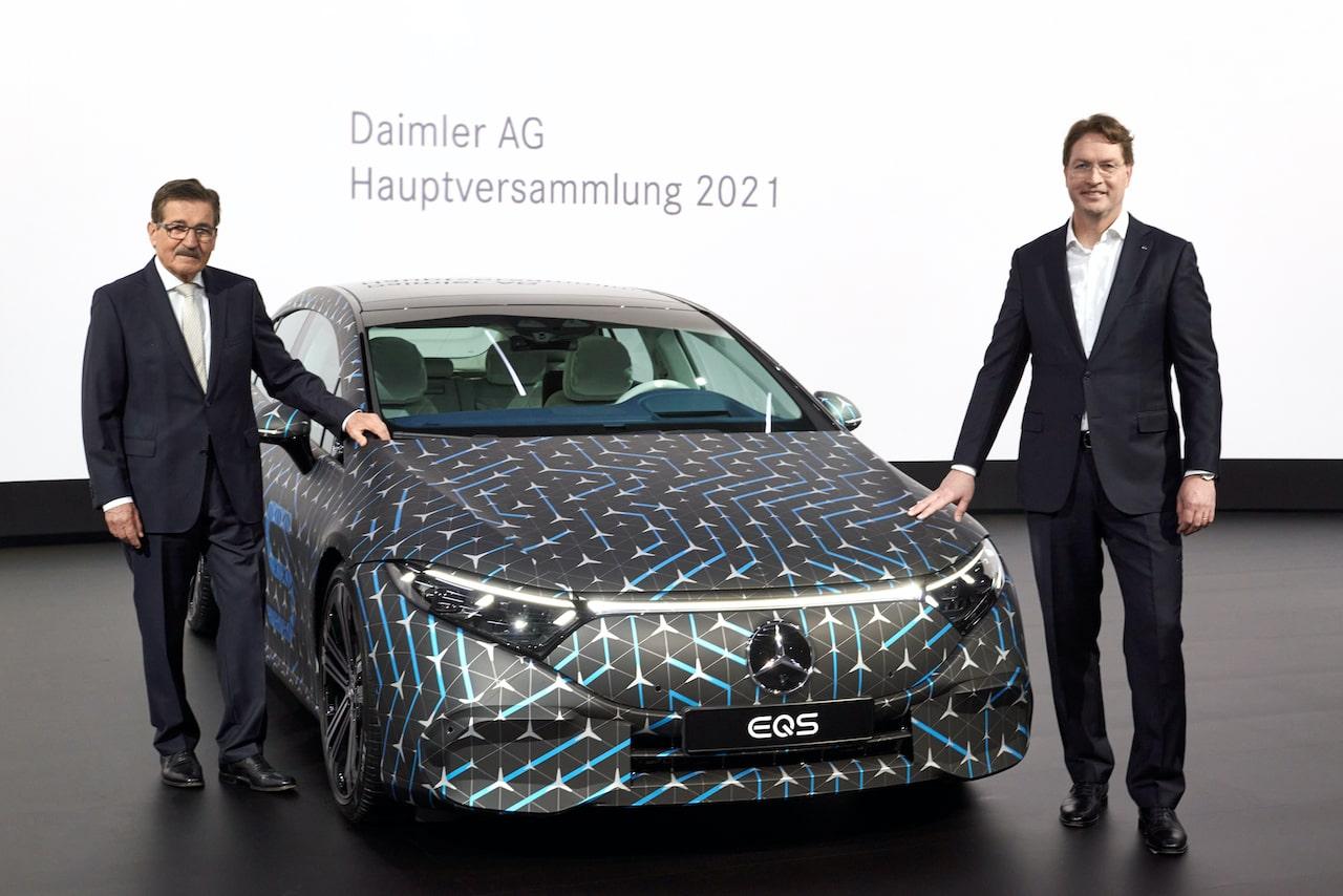 Daimler-Elektromobilität