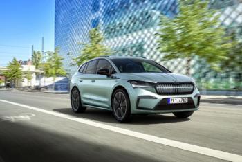 Škoda Coupé-Variante des ENYAQ iV kommt noch 2021 auf die Straße