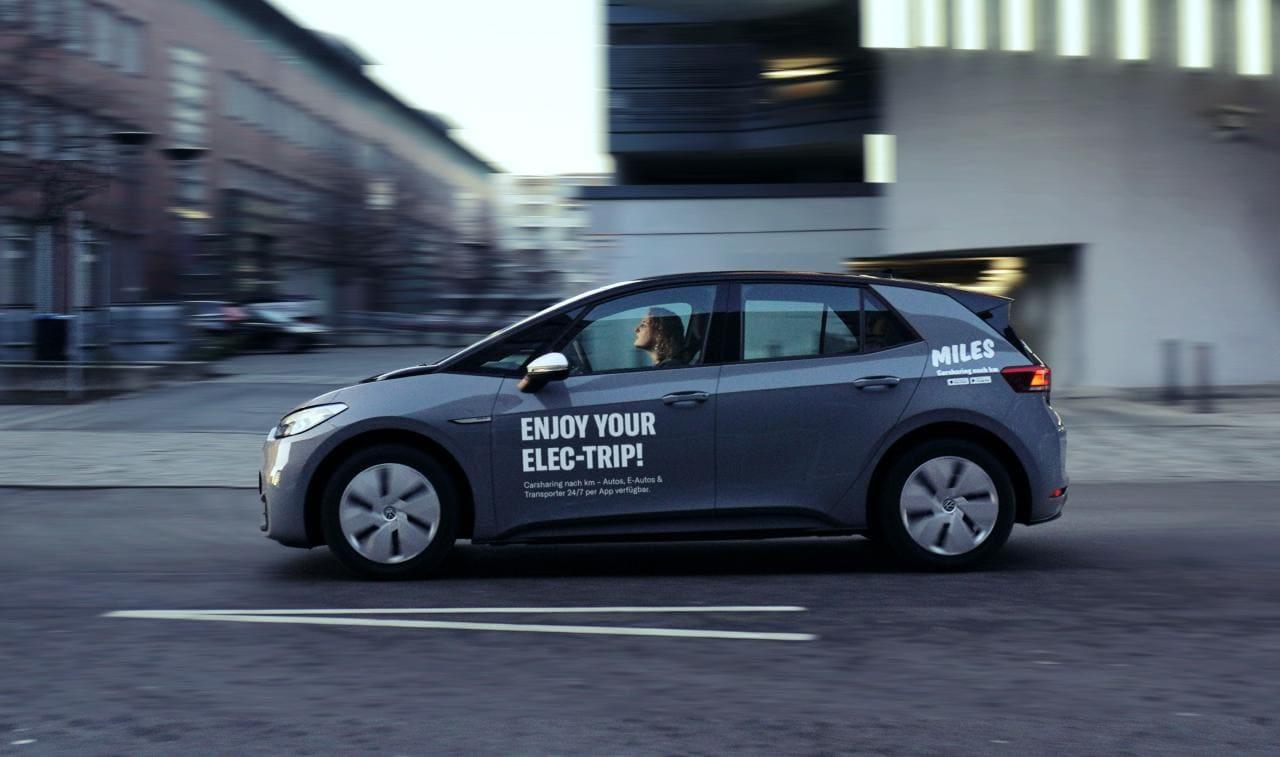 Carsharer MILES: E-Auto Expansion möglich; Grundvoraussetzungen müssen stimmen