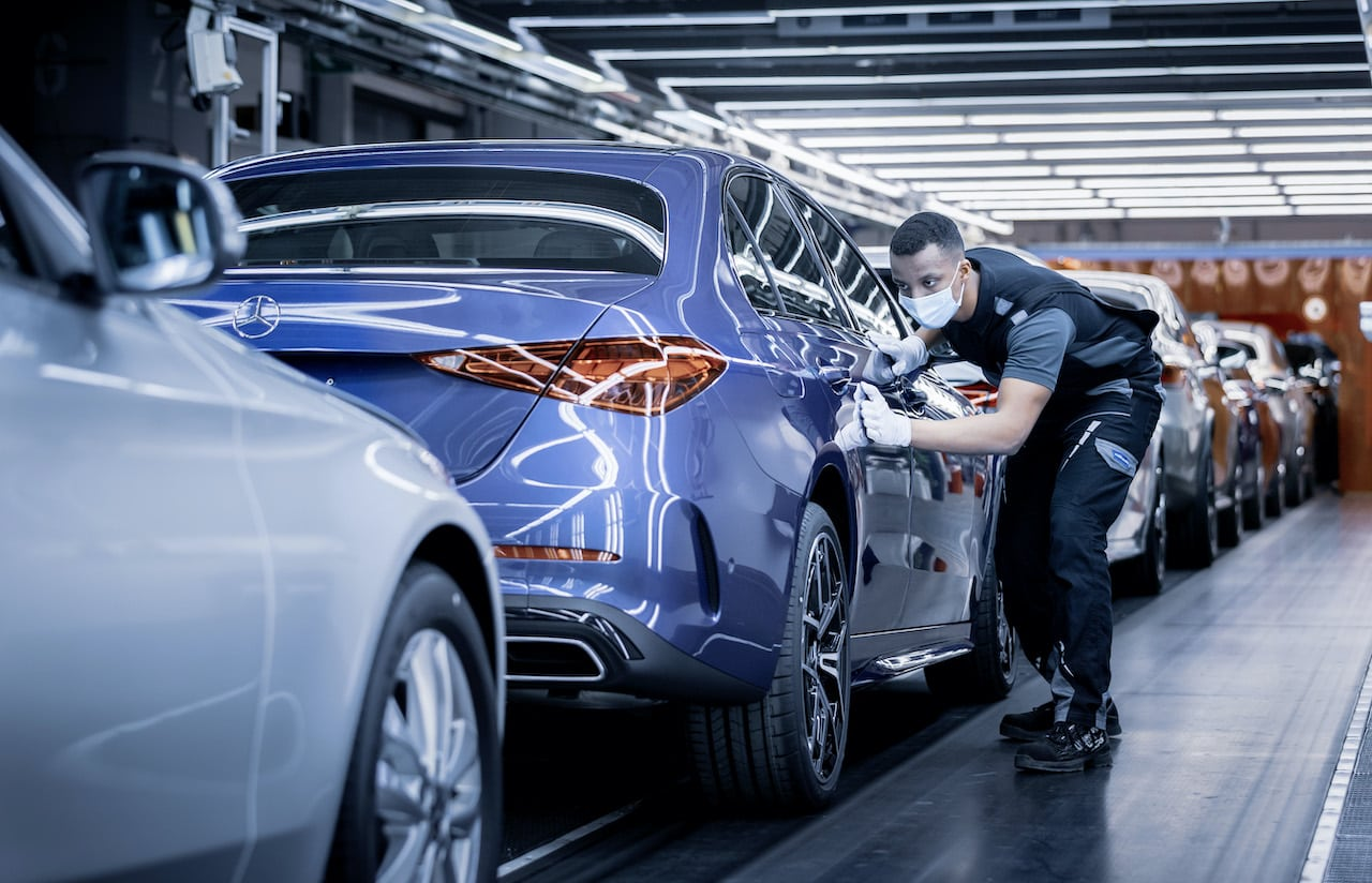Mercedes-Benz-C-Klasse-Plug-in-Hybrid-Bremen