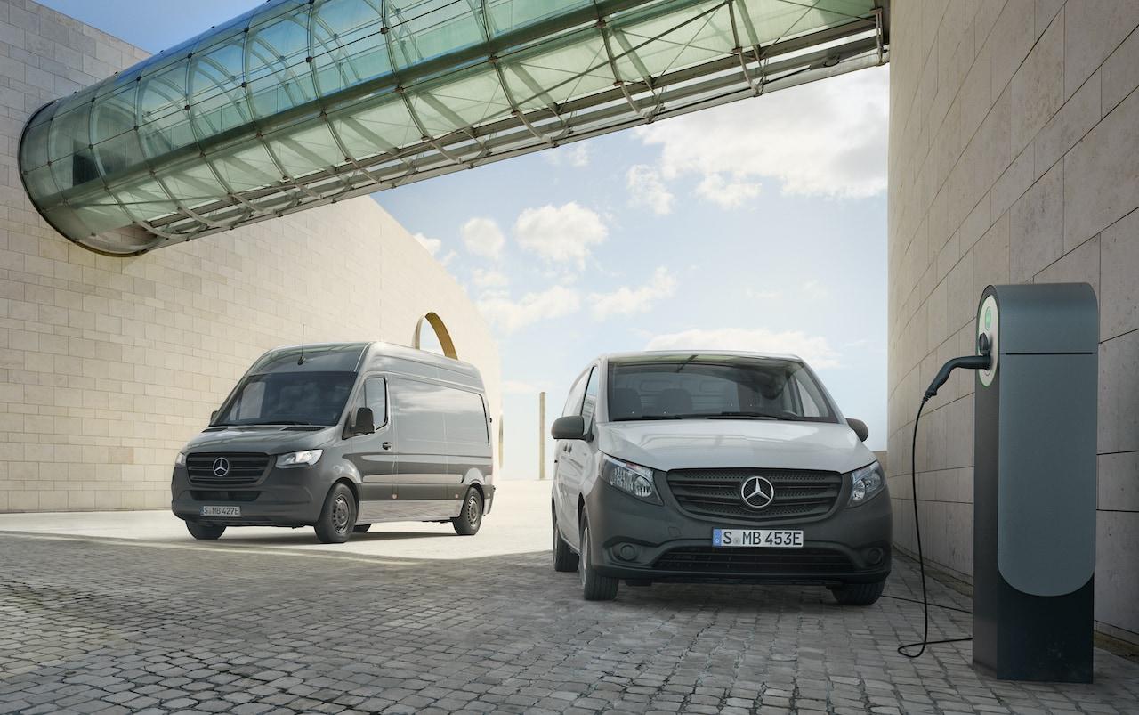 Mercedes-Benz-Elektrotransporter-Leasing-Förderung