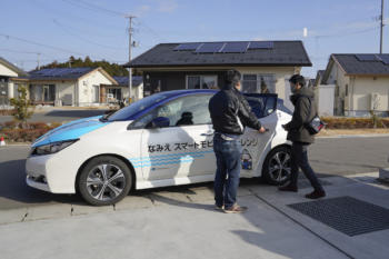 Nissan-Fukushima-Elektroauto