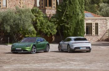 Porsche Cross Turismo: E-Porsche mit Luft nach unten