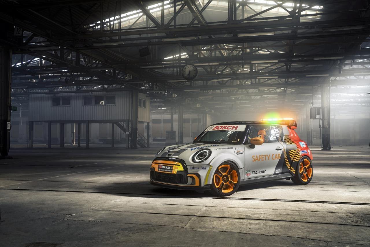 Formel E: Elektro-Mini wird neues Safety Car