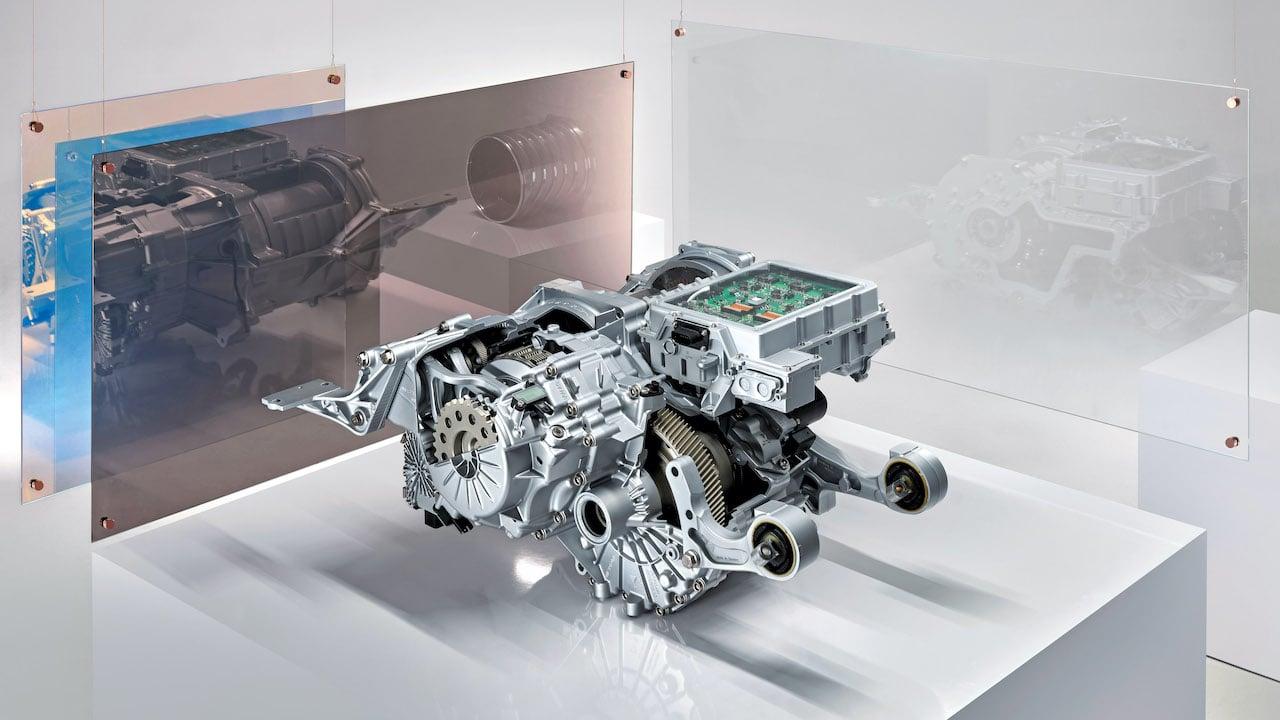 Porsche-Elektromotor