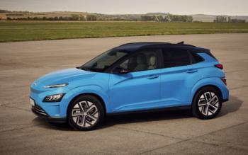 Elektro-SUVs können auch im Januar '21 ihre Vormachtstellung in Europa halten