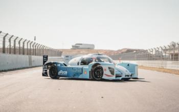 Hyundai unterstützt Wasserstoff-Rennwagen