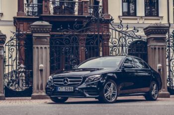 Mercedes EQE: Vollelektrische E-Klasse wird im September 2021 erwartet