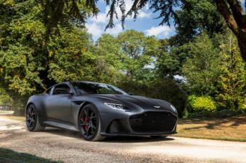 Aston Martin will ab 2025 Elektroautos fertigen