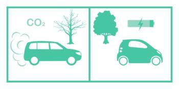 E-Autos rechnen sich für Sozialstationen - ein Vergleich zum Verbrenner