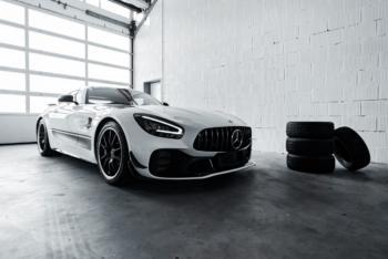 AMG-Elektroautos kurz vor dem Serienstart