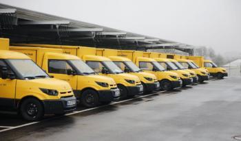 Deutsche Post DHL plant mit mehr als 80.000 E-Fahrzeuge bis Ende 2030