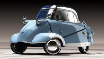 Messerschmitt Elektro-Kabinenroller kommt wieder & Auslieferung bereits ab Mai