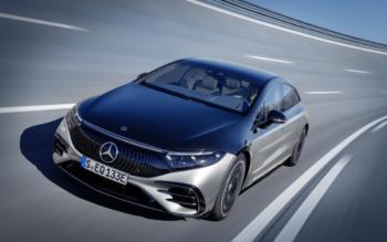 Mercedes setzt hohe Absatzziele für den EQS