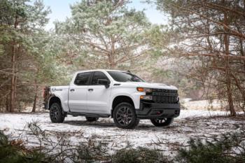 GM baut Chevrolet Silverado Elektro-Pickup mit 640 km Reichweite